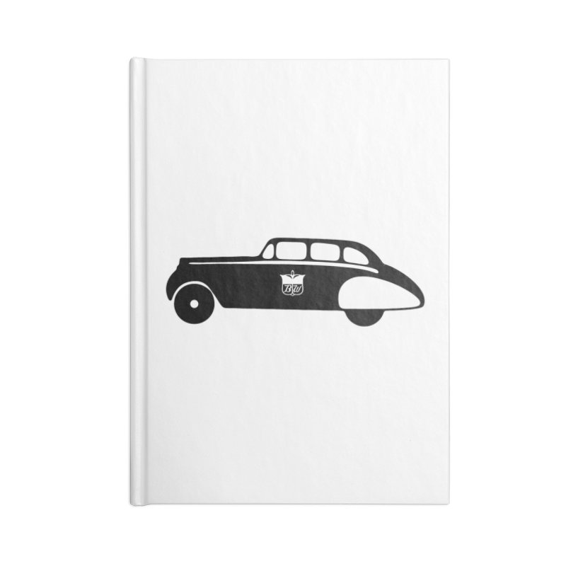 Grease Accessories Blank Journal Notebook by pluko's Artist Shop