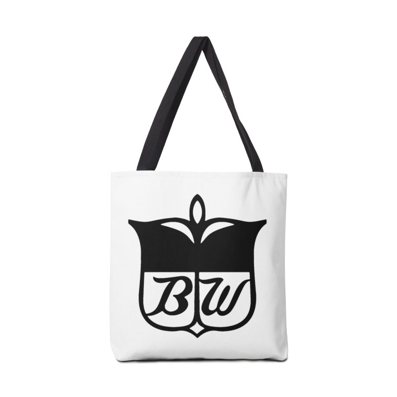 Shield Accessories Tote Bag Bag by pluko's Artist Shop