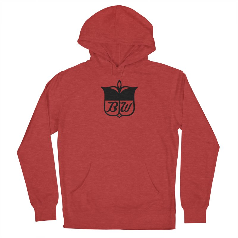 Shield Women's French Terry Pullover Hoody by pluko's Artist Shop