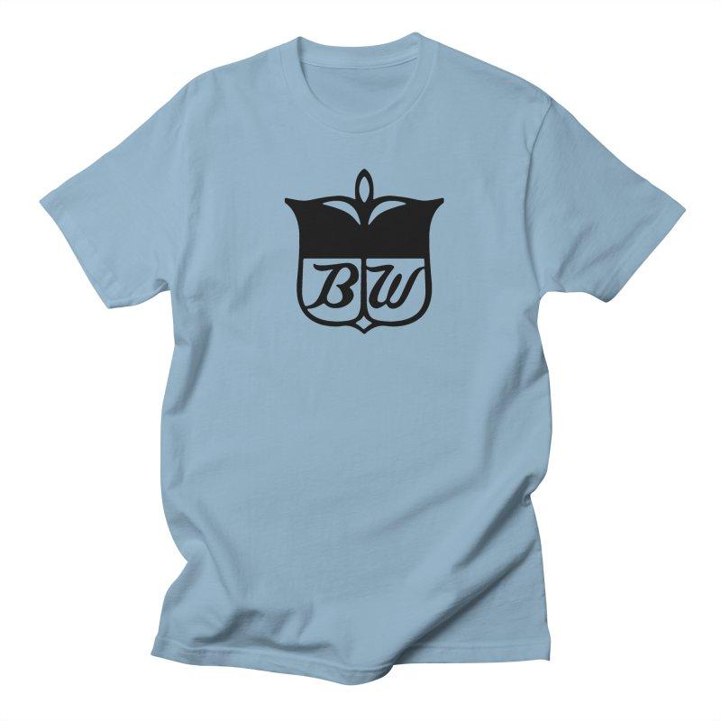 Shield Men's T-shirt by pluko's Artist Shop