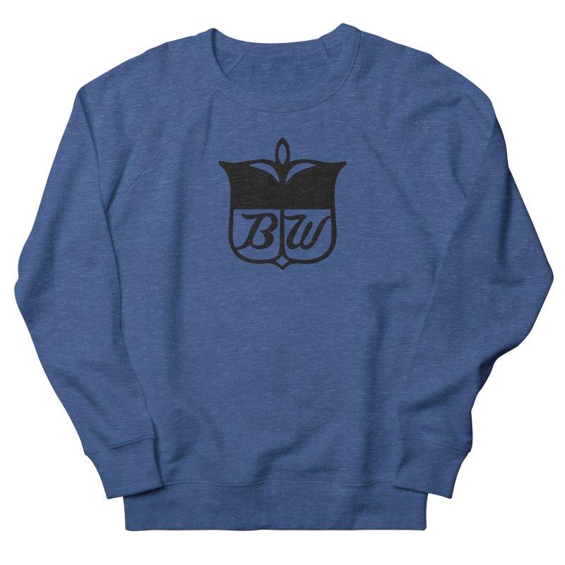 Shield Women's French Terry Sweatshirt by pluko's Artist Shop