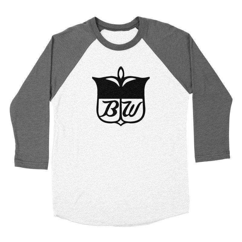 Shield Men's Baseball Triblend Longsleeve T-Shirt by pluko's Artist Shop