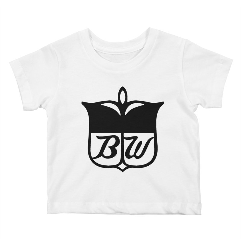 Shield Kids Baby T-Shirt by pluko's Artist Shop