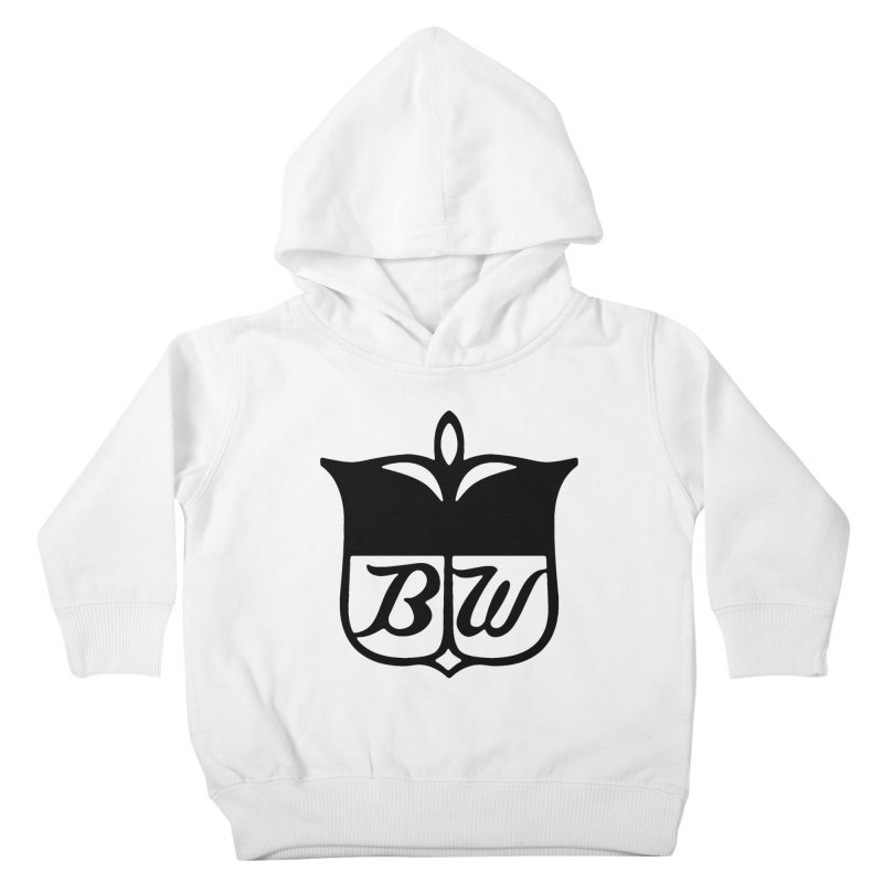 Shield Kids Toddler Pullover Hoody by pluko's Artist Shop