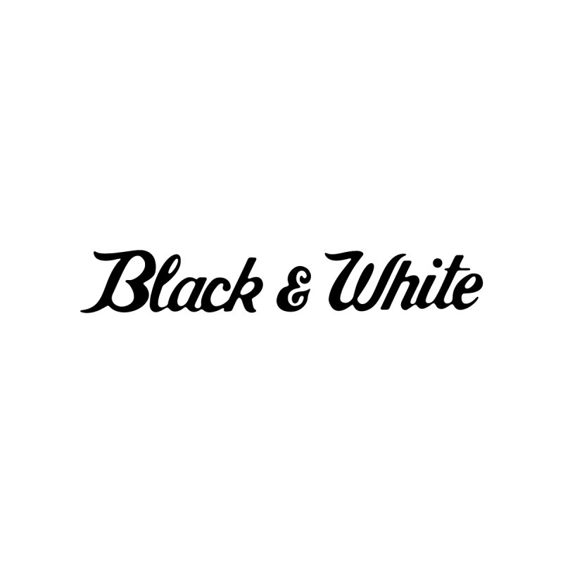 Black & White by pluko's Artist Shop
