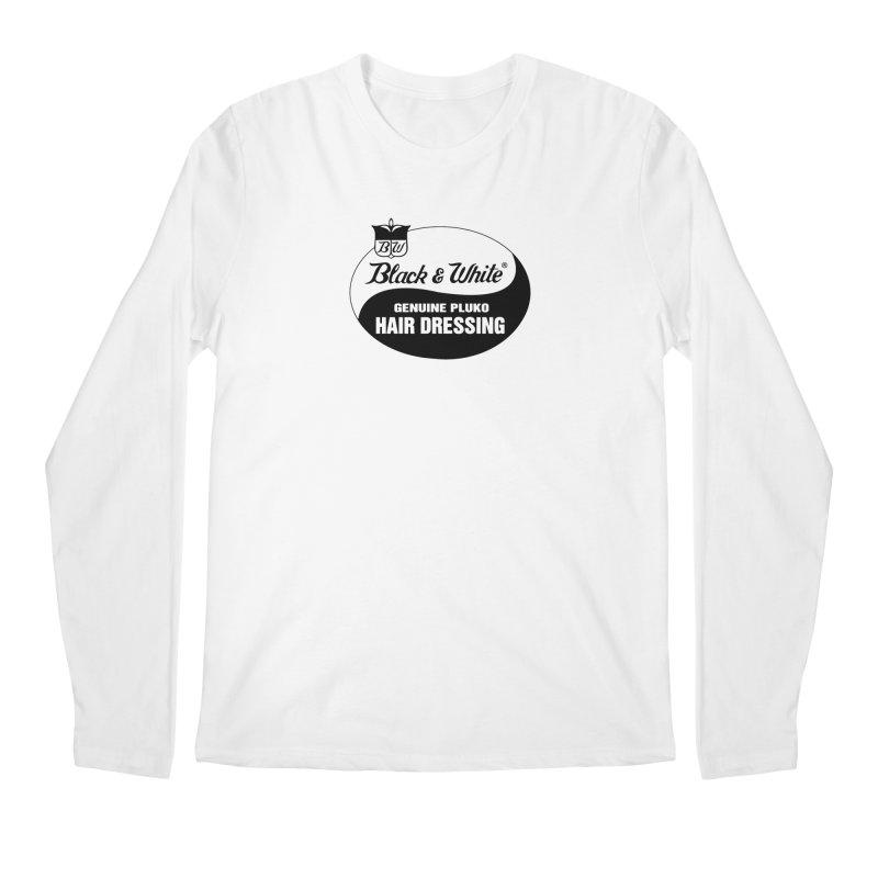 Genuine Pluko Men's Longsleeve T-Shirt by pluko's Artist Shop