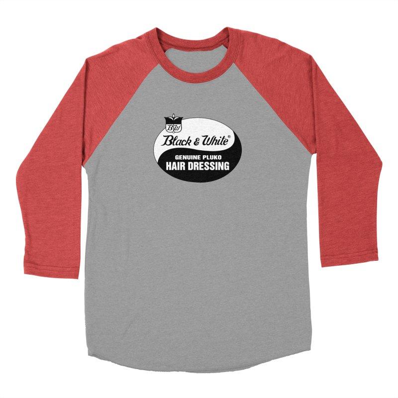 Genuine Pluko Women's Baseball Triblend T-Shirt by pluko's Artist Shop
