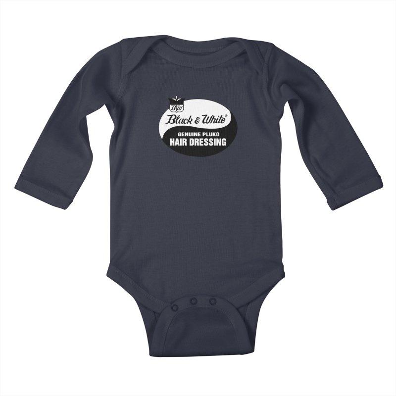 Genuine Pluko Kids Baby Longsleeve Bodysuit by pluko's Artist Shop