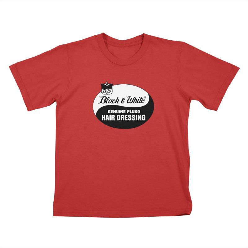 Genuine Pluko Kids T-Shirt by pluko's Artist Shop