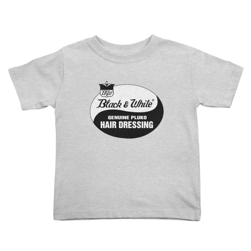 Genuine Pluko Kids Toddler T-Shirt by pluko's Artist Shop
