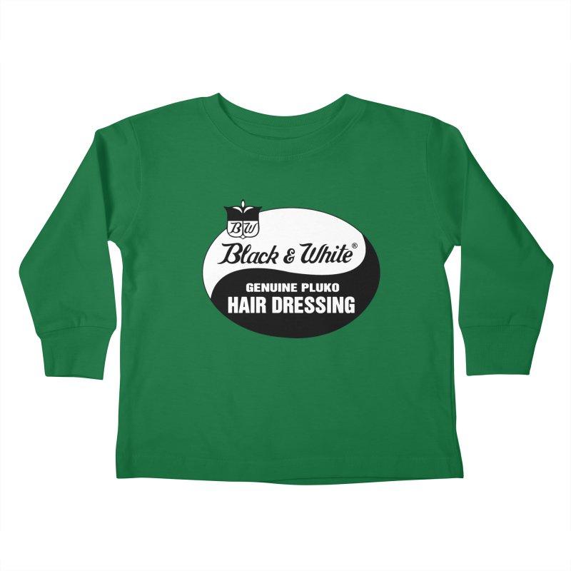 Genuine Pluko Kids Toddler Longsleeve T-Shirt by pluko's Artist Shop