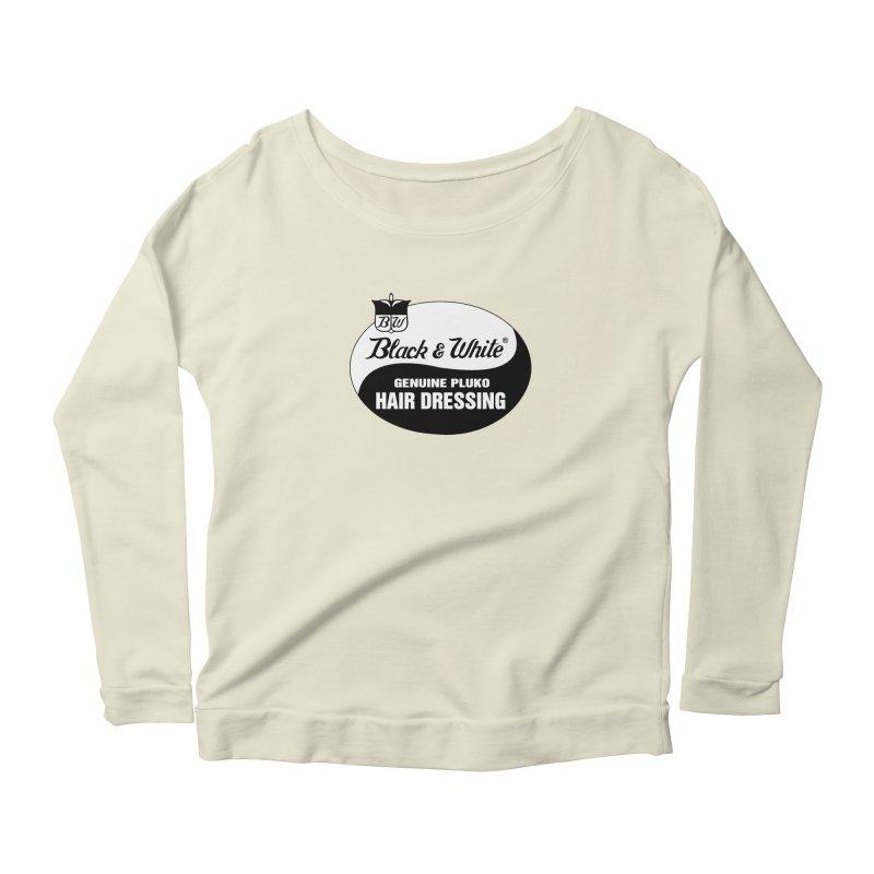 Genuine Pluko Women's Scoop Neck Longsleeve T-Shirt by pluko's Artist Shop