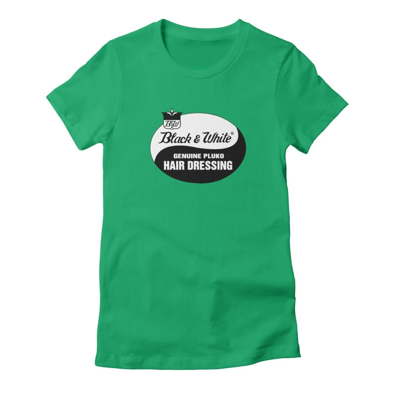 Genuine Pluko Women's Fitted T-Shirt by pluko's Artist Shop