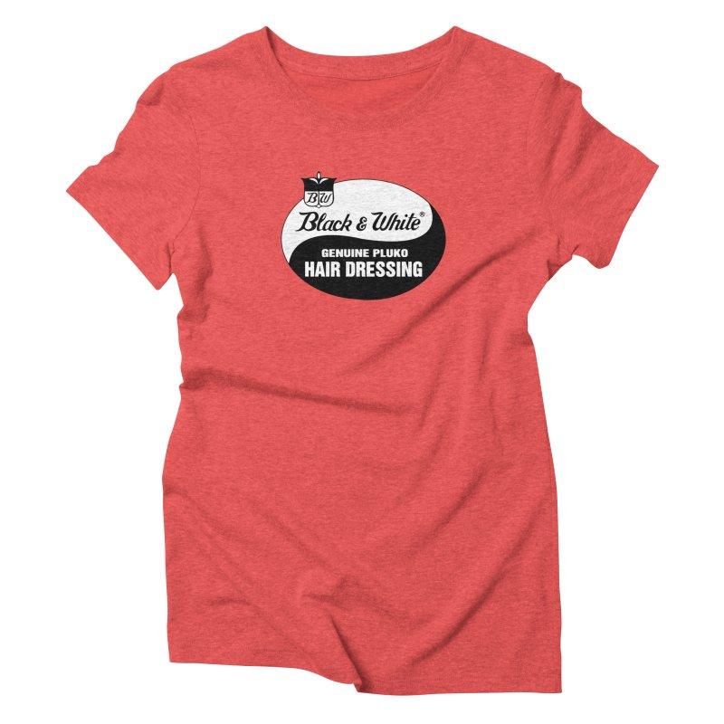 Genuine Pluko Women's Triblend T-Shirt by pluko's Artist Shop
