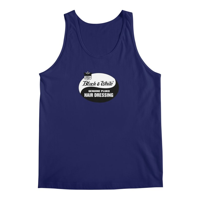 Genuine Pluko Men's Regular Tank by pluko's Artist Shop
