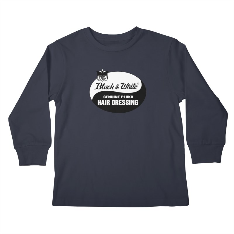 Genuine Pluko Kids Longsleeve T-Shirt by pluko's Artist Shop