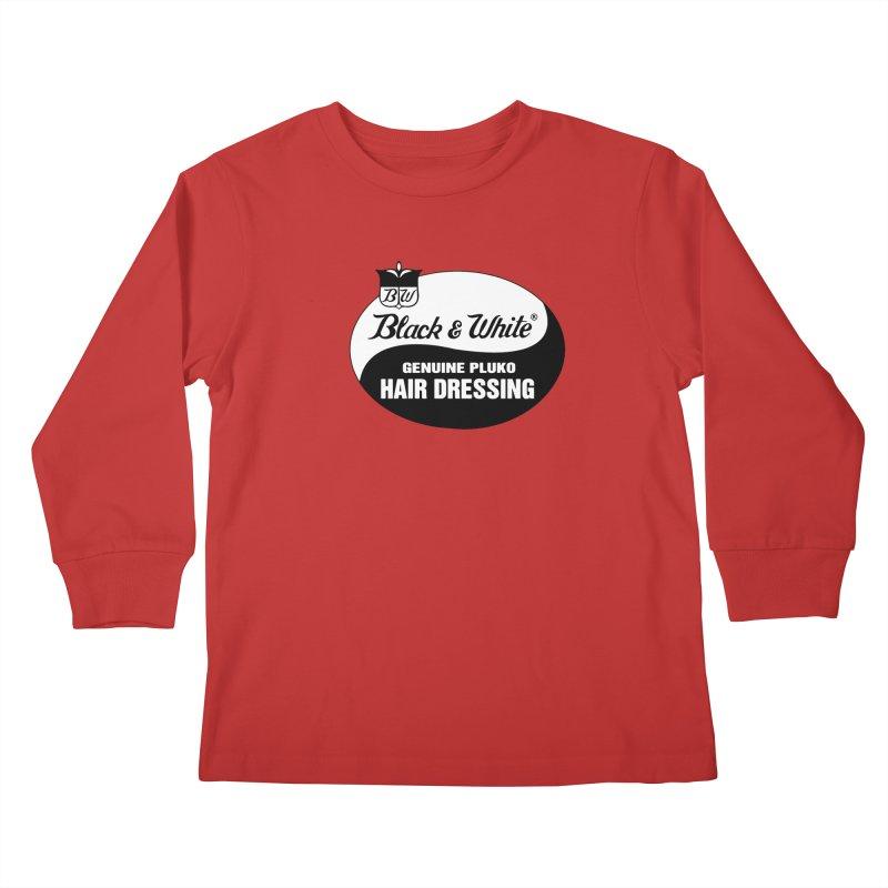 Genuine Pluko Kids Longsleeve T-Shirt by pluko's Artist Shop