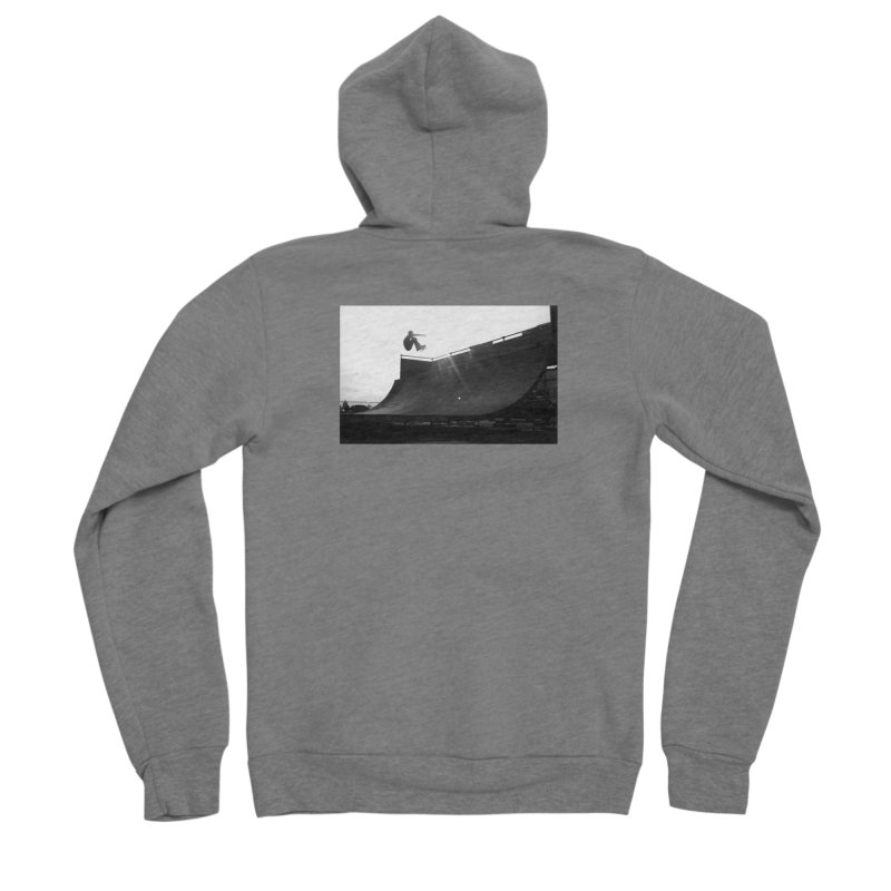 Cannes ~ High quality print ≬ clothing Men's Sponge Fleece Zip-Up Hoody by PMallior's Artist Shop