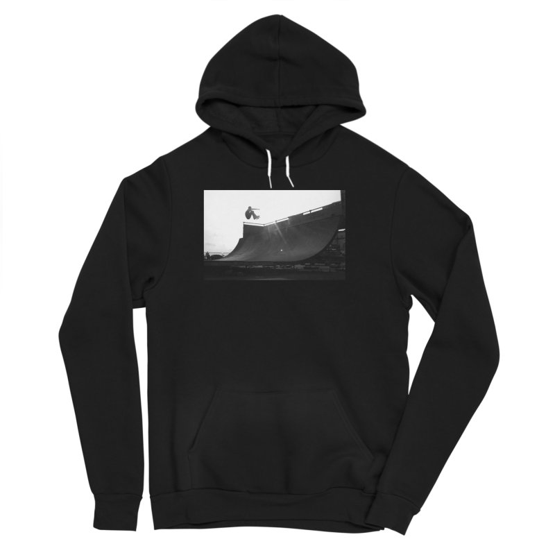 Cannes ~ High quality print ≬ clothing Men's Sponge Fleece Pullover Hoody by PMallior's Artist Shop