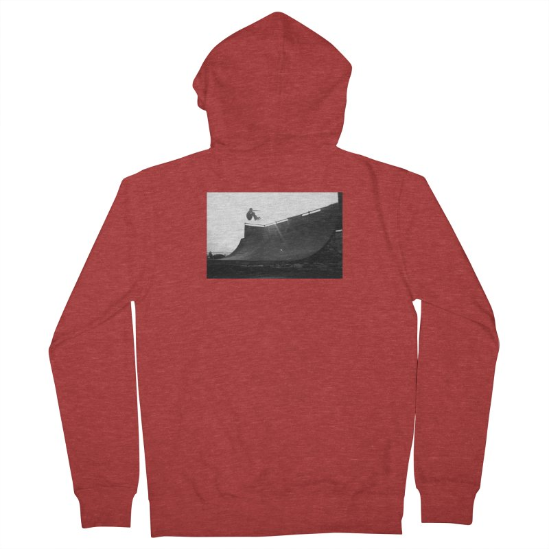 Cannes ~ High quality print ≬ clothing Men's French Terry Zip-Up Hoody by PMallior's Artist Shop