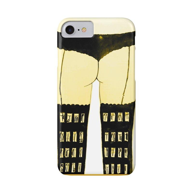 skyscraper Accessories Phone Case by cutearts