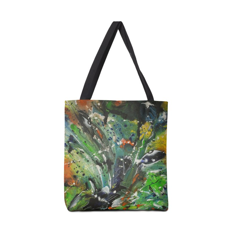 Fearless Accessories Bag by Art By Poli