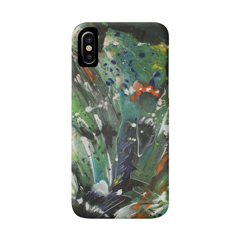 Fearless Accessories Phone Case by Art By Poli