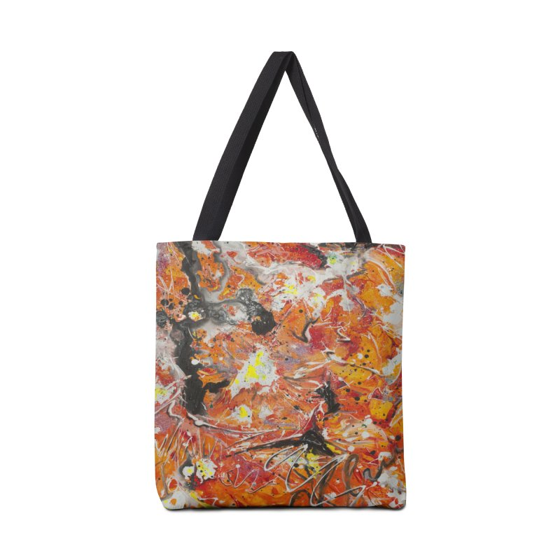 Lava Accessories Bag by Art By Poli