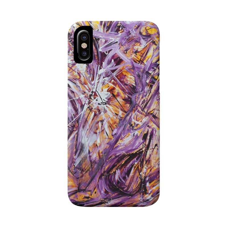 March Madness Accessories Phone Case by Art By Poli
