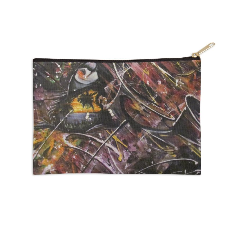 Oasis Accessories Zip Pouch by Art By Poli