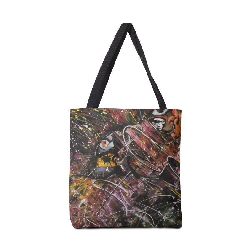 Oasis Accessories Bag by Art By Poli