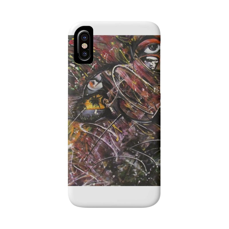 Oasis Accessories Phone Case by Art By Poli