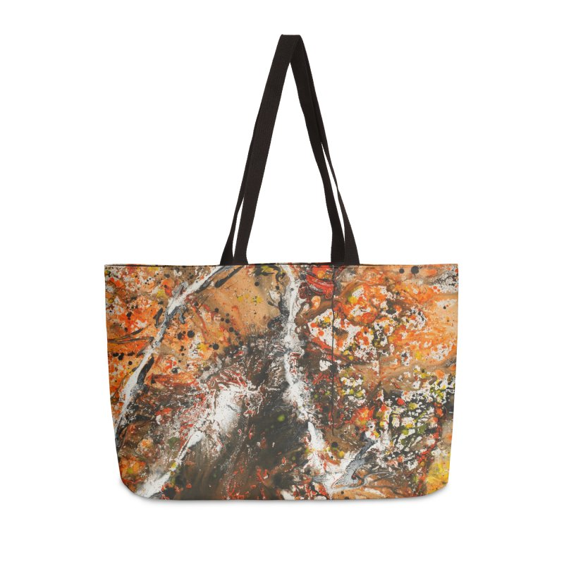 Ripe Accessories Weekender Bag Bag by Art By Poli