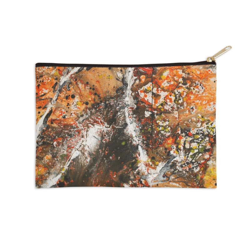 Ripe Accessories Zip Pouch by Art By Poli