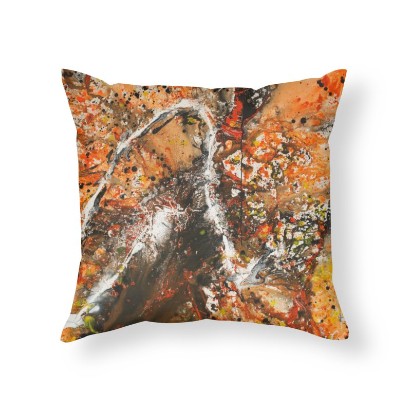 Ripe Home Throw Pillow by Art By Poli