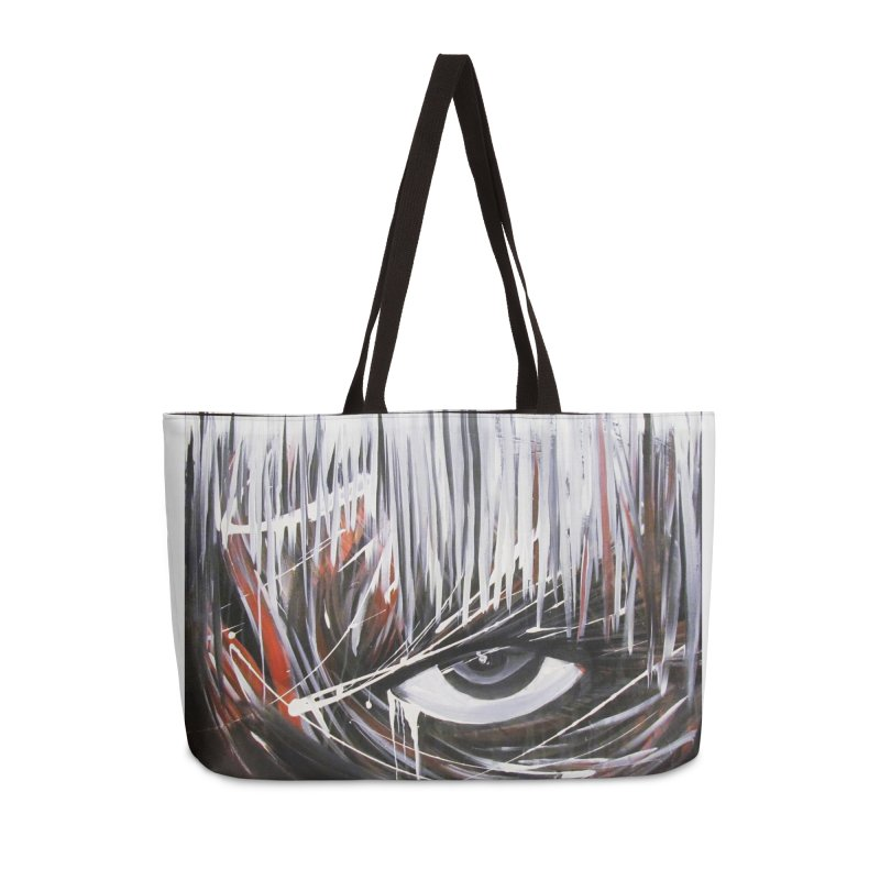 Secret Accessories Weekender Bag Bag by Art By Poli