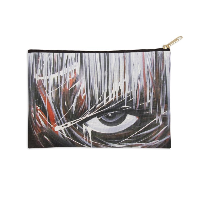 Secret Accessories Zip Pouch by Art By Poli