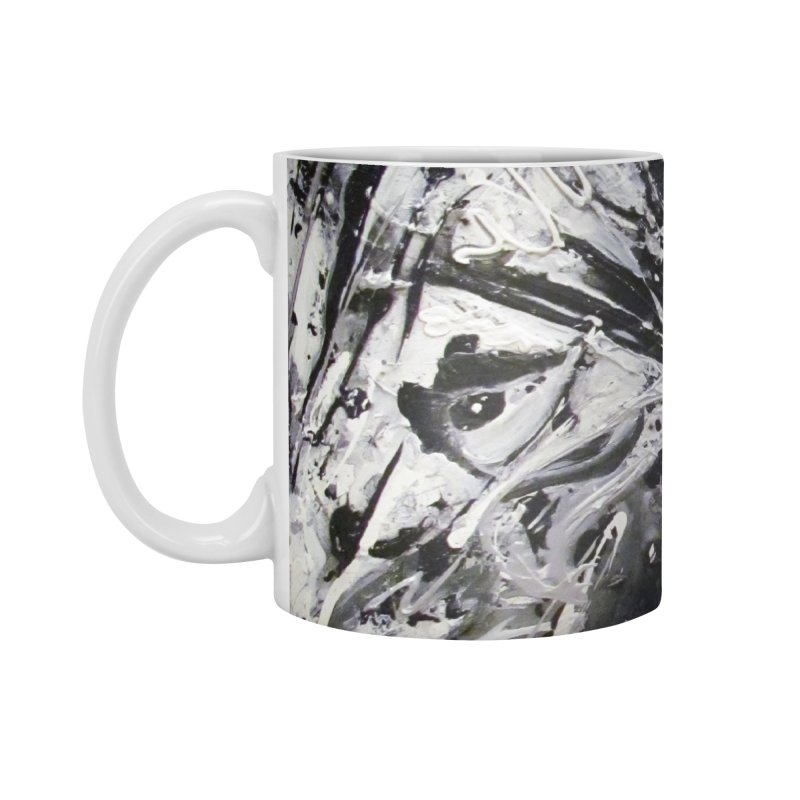 Skeletons in the Closet Accessories Standard Mug by Art By Poli