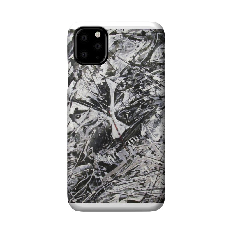 Skeletons in the Closet Accessories Phone Case by Art By Poli