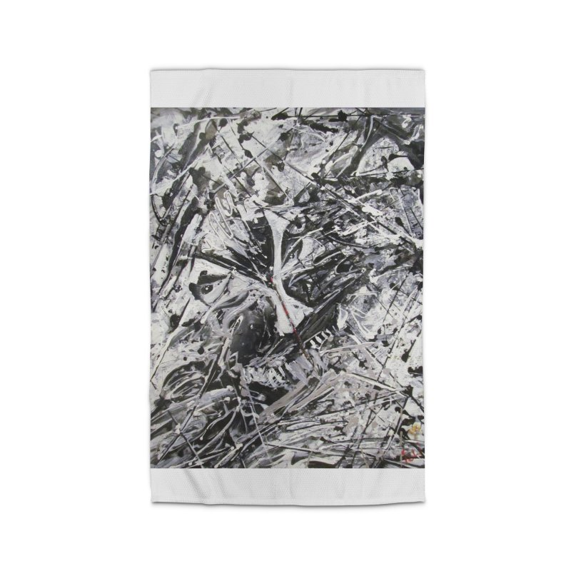 Skeletons in the Closet Home Rug by Art By Poli