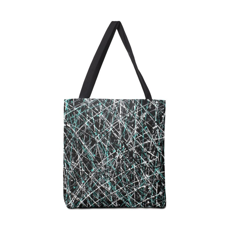 Black Equality Accessories Bag by Art By Poli