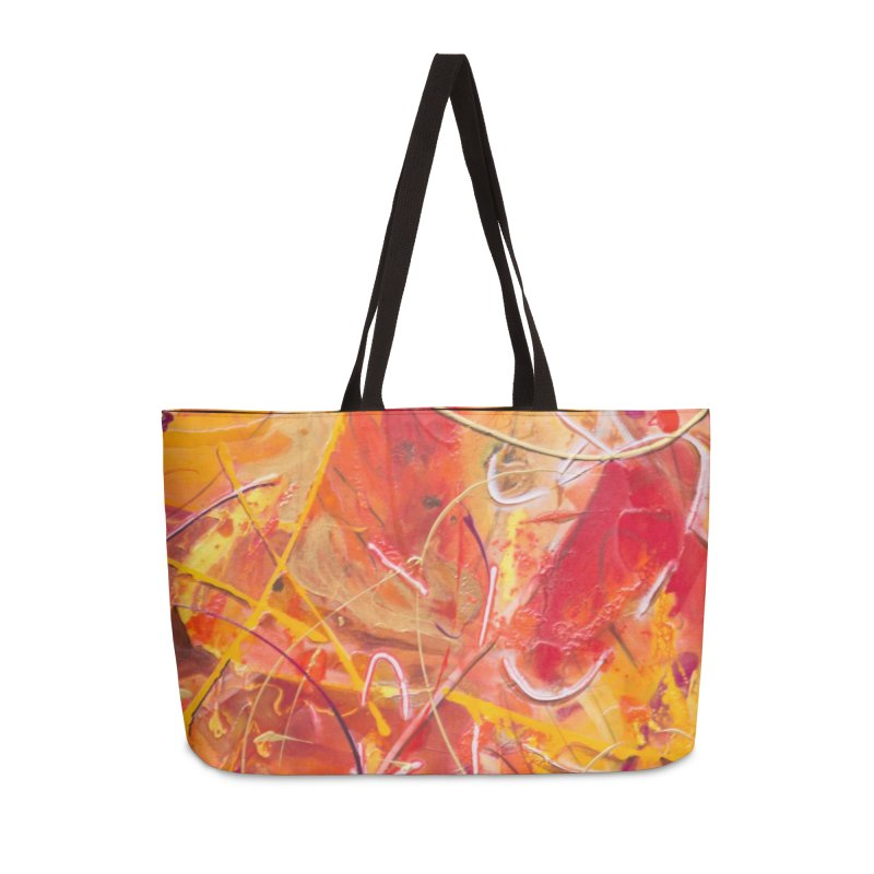 Harvest Accessories Weekender Bag Bag by Art By Poli