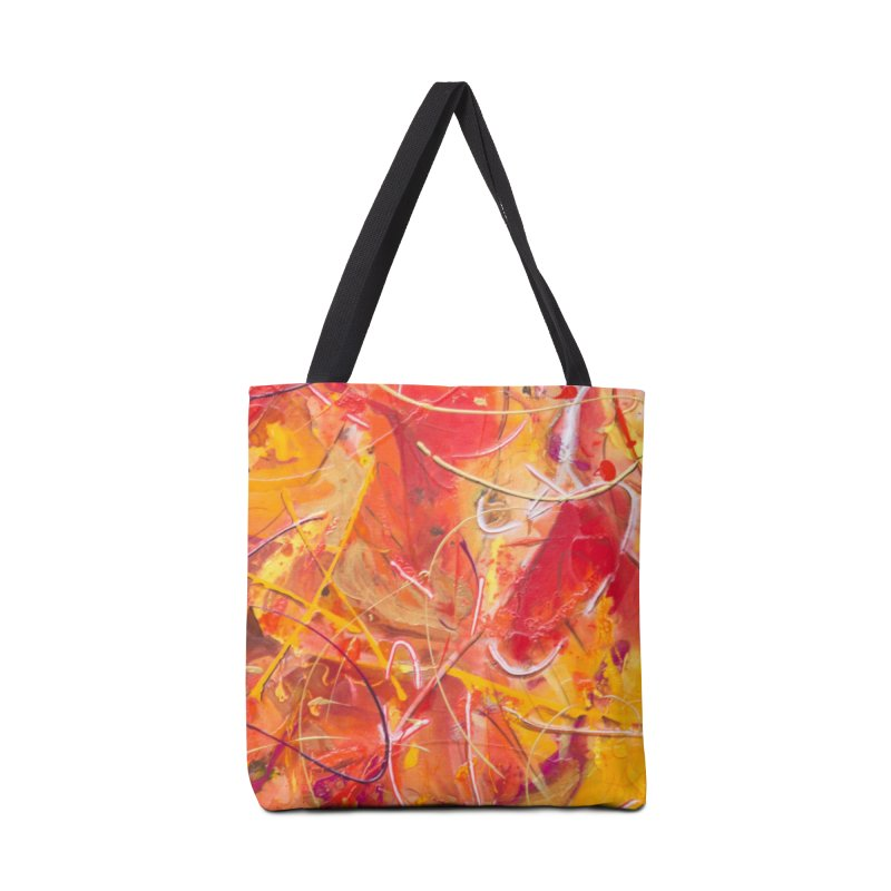 Harvest Accessories Bag by Art By Poli