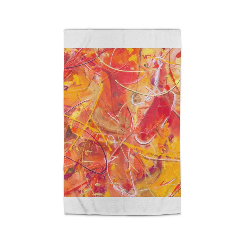 Harvest Home Rug by Art By Poli