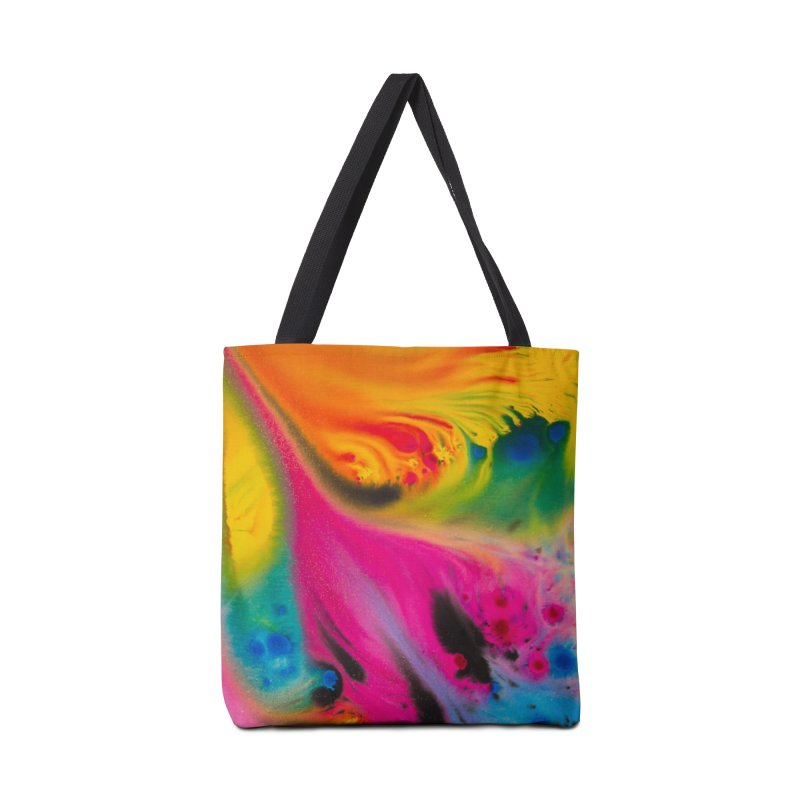 Evolution Accessories Tote Bag Bag by Art By Poli