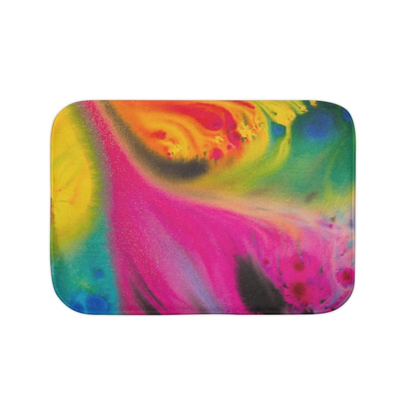Evolution Home Bath Mat by Art By Poli