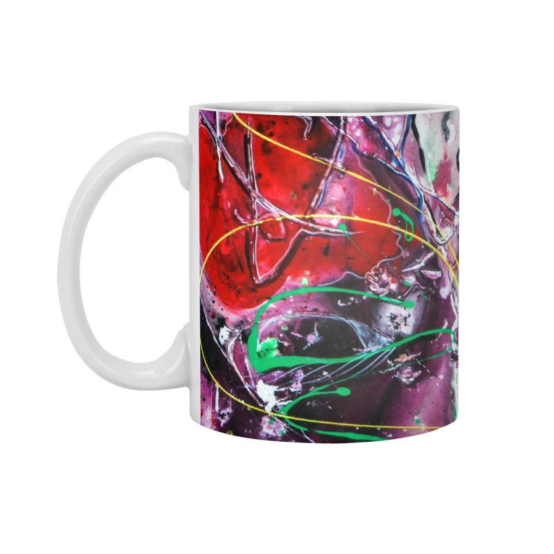 Astronomy Accessories Mug by Art By Poli