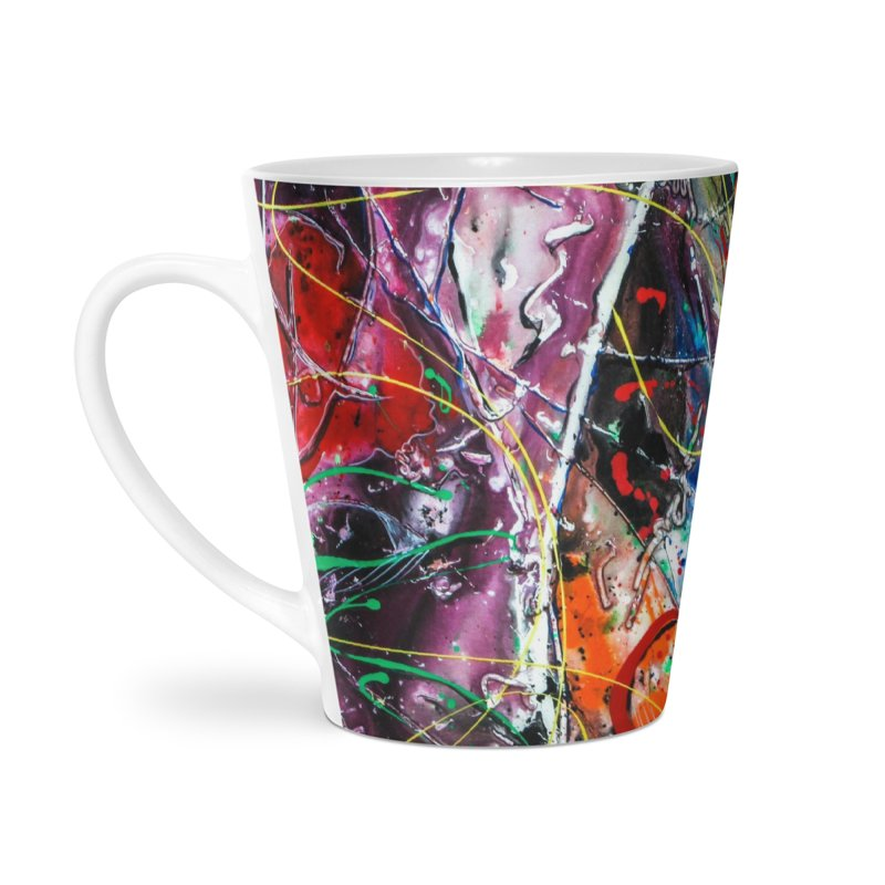 Astronomy Accessories Latte Mug by Art By Poli