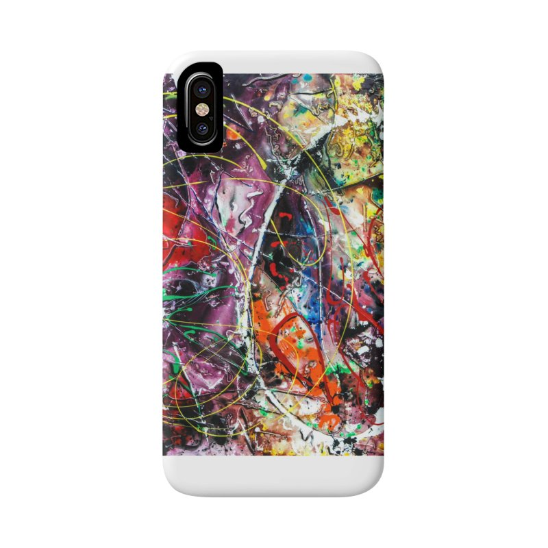 Astronomy Accessories Phone Case by Art By Poli