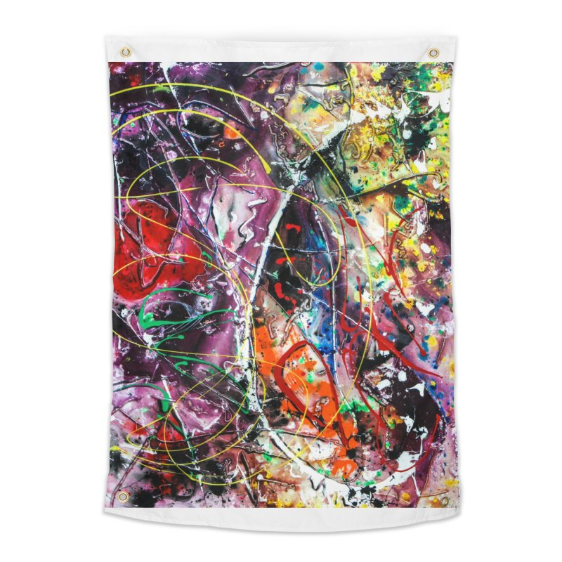 Astronomy Home Tapestry by Art By Poli